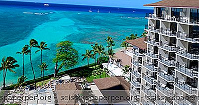 Hawaii Resorts: Halekulani Hotel