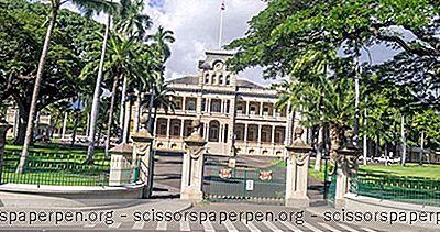 Những Điều Cần Làm Ở Honolulu: Cung Điện Iolani
