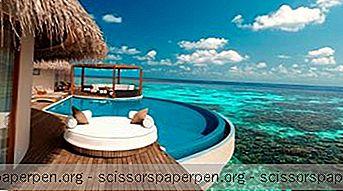 假期 - 10完美的豪华蜜月别墅度假在马尔代夫