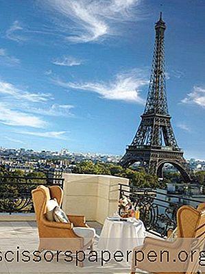 Medeni Mjesec U Parizu: Luksuzni Apartmani 7 S Pogledom Na Eiffelov Toranj