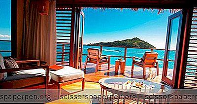 Suites Trên Một Rạn San Hô Tại Likuliku Ở Fiji