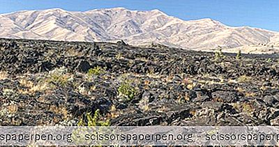 Idaho Steder At Besøge: Craters Of The Moon National Monument And Preserve
