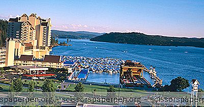 Idaho Resorts - Le Coeur D'Alene Resort