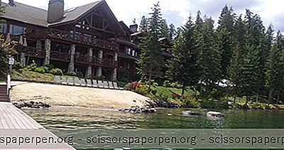 Die Lodge In Sandpoint, Idaho
