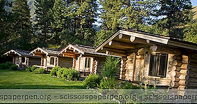 Middle Fork Lodge, Idaho