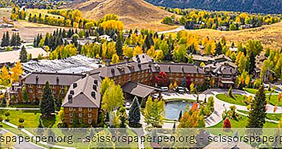Sun Valley Lodge In Sun Valley, Idaho