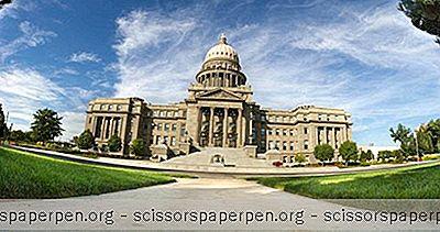 Yang Harus Dilakukan Di Boise: Idaho Statehouse