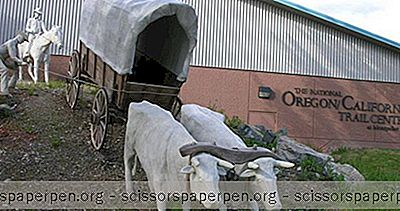Cose Da Fare In Idaho: National Oregon / California Trail Center