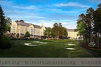 미국의 25 Best College 호텔