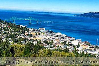 25 Tempat Terbaik Untuk Dikunjungi Di Pasifik Barat Laut