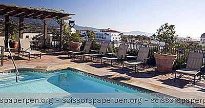 L'Hôtel Des Canaries À Santa Barbara