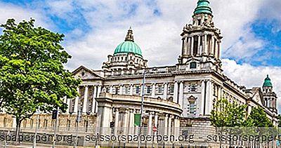 Dagtocht Naar Belfast Vanuit Dublin