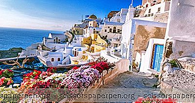 Tagesausflug Nach Santorini Von Athen
