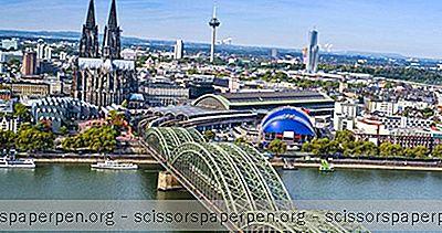 Idėjos - Dienos Kelionės Iš Amsterdamo Į Vokietiją