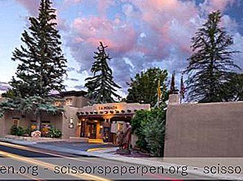 La Posada De Santa Fe, Луксозен Хотел В Ню Мексико