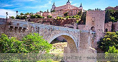 Ideeën - Dagtrip Naar Madrid Naar Toledo