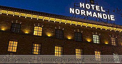 Ideas De Vacaciones De Marzo: Hotel Normandie