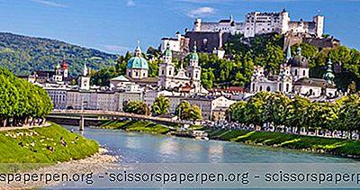 Tagesausflug München Nach Salzburg