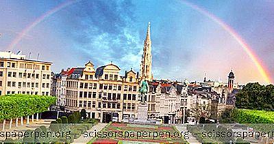 Paris La Bruxelles Excursie De Zi