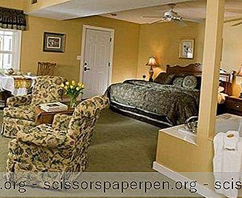 Rómantískt Ferðalag Í Illinois: Goldmoor Inn Í Galena, Illinois