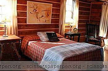 Getaways Lãng Mạn Ở Nc: Deerwoode Lodge Và Cabin
