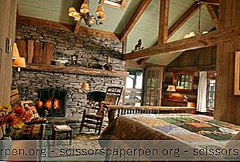 Romantische Kurzurlaube In Nc: Das Swag Country Inn In Den Great Smoky Mountains