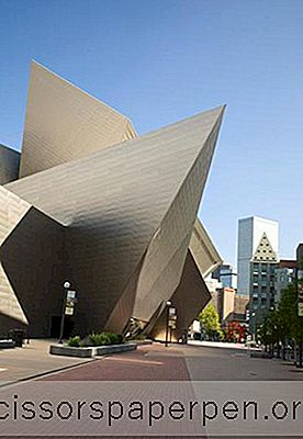 Choses À Faire À Denver, Colorado: Denver Art Museum