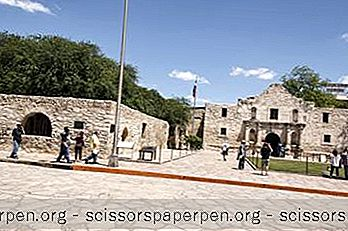 Dingen Om Te Doen In San Antonio: The Alamo