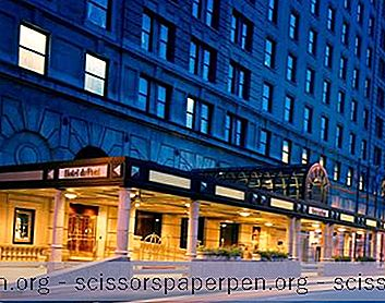 Wochenendausflüge Ab Nyc: Hotel Du Pont In Wilmington, Delaware