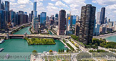 芝加哥海拔