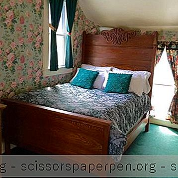 Escapadas Románticas En Illinois: Chestnut Street Inn Bed And Breakfast En Sheffield