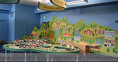 Evansvilis, Dalykai, Kuriuos Reikia Padaryti: Evansvilio Vaikų Muziejus