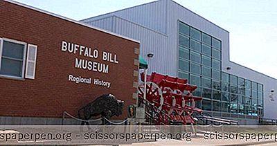 Jav - Ką Reikia Padaryti Ajovoje: Buffalo Bill Muziejus
