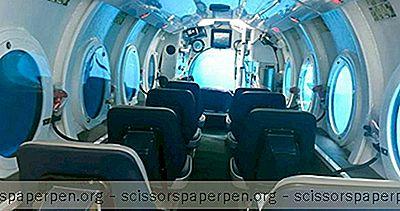 Активности На Маурицијусу: Подморнице Блуе Сафари