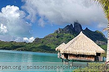 Destinations - St. Regis Bora Bora Resort