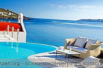 Tempat Menginap Di Mykonos - 25 Tempat Liburan Romantis Terbaik