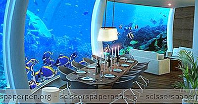 O Primeiro Resort Submarino Do Mundo