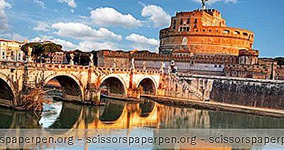 Неща За Правене В Италия: Castel Sant'Angelo