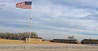 Što Raditi U Kansasu: Nacionalno Povijesno Nalazište Fort Larned