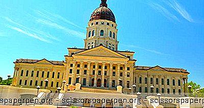 Πράγματα Που Πρέπει Να Κάνετε Στο Topeka: State Capitol Του Κάνσας