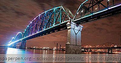 Zu Erledigende Dinge In Louisville: Big Four Bridge - Louisville Waterfront Park