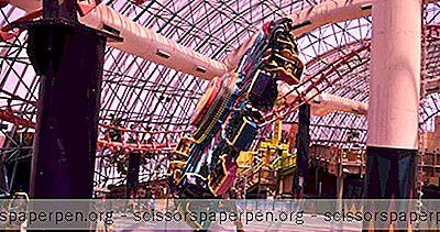 Super Parcs D'Attractions Intérieurs: Adventuredome À Las Vegas, Nevada
