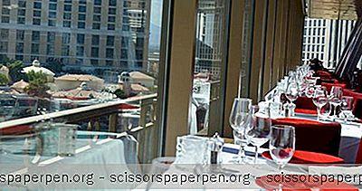 लास वेगास, नेवादा में काम करने वाली चीजें: एफिल टॉवर रेस्तरां