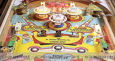 Tekemistä Nevadassa: Pinball Hall Of Fame