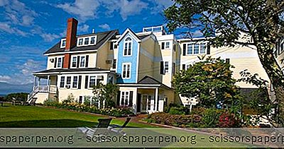 The Beach House Inn, Rómantískt Bragð Í Kennebunkport, Maine
