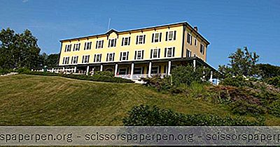 Beste Maine Wochenendreisen: Chebeague Island Inn