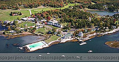 Maine Wochenendreise: Sebasco Harbour Resort In Phippsburg