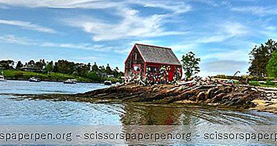 Die Schönsten Maine-Inseln: Bailey Island