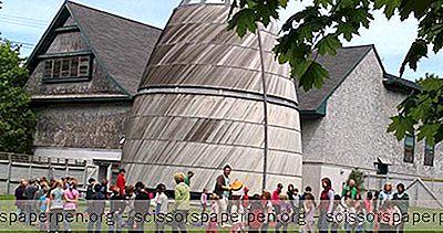 Dalykai, Kuriuos Reikia Padaryti Bar Harbor Mieste, Meine: Abbe Muziejus