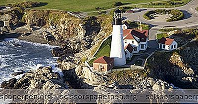 Što Treba Učiniti U Maineu: Portland Head Light